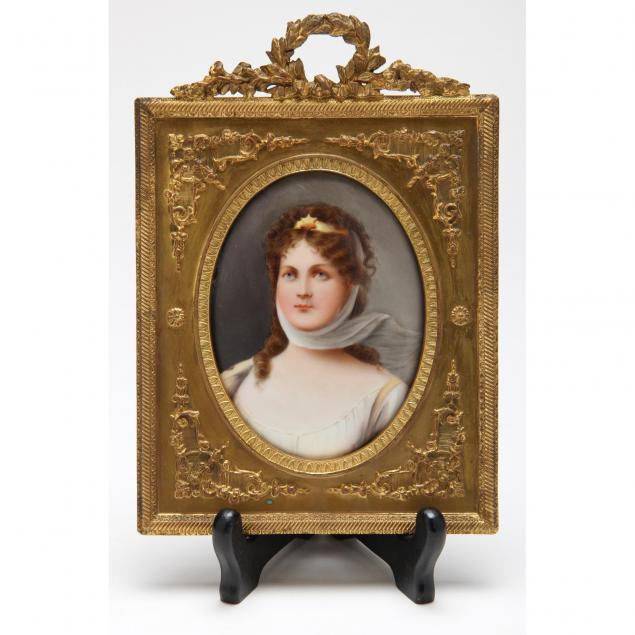 framed-painted-portrait-plaque