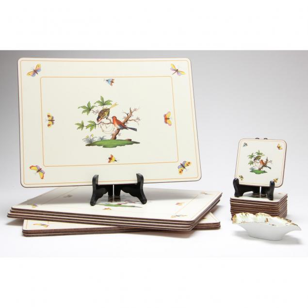 herend-rothschild-table-accessories