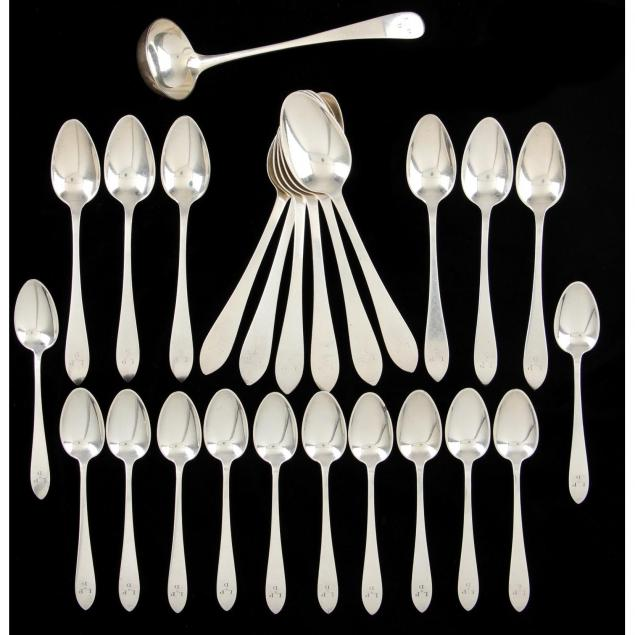 tiffany-co-faneuil-sterling-silver-spoons