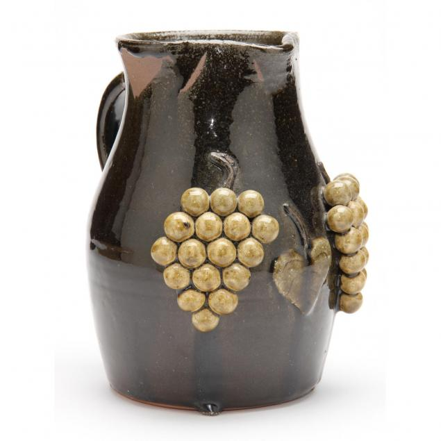 georgia-folk-pottery-edwin-meaders-pitcher