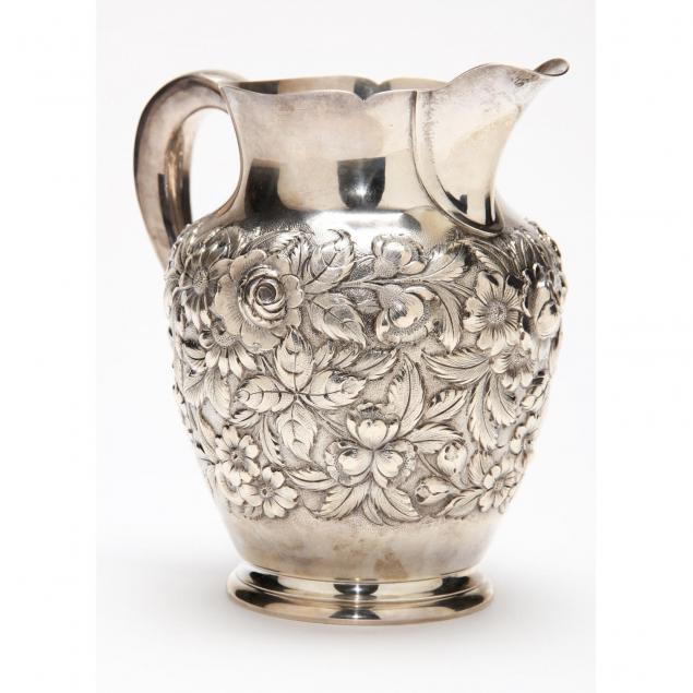 s-kirk-son-repousse-sterling-silver-water-pitcher