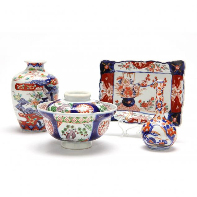 a-group-of-four-japanese-imari-accessories