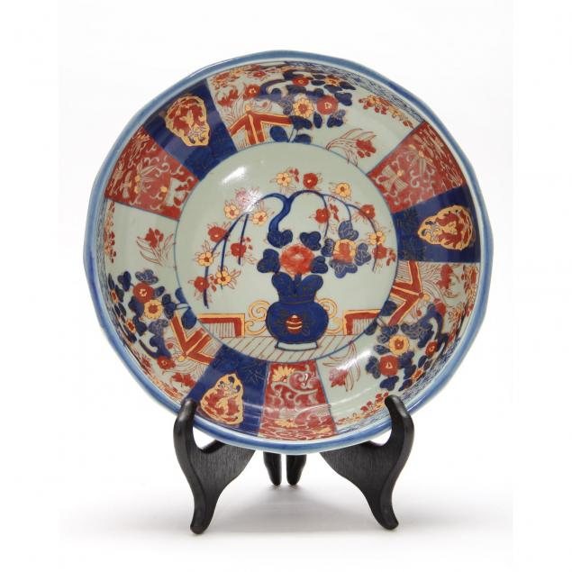 japanese-imari-low-bowl