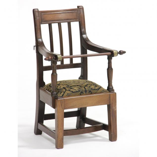 chippendale-style-child-s-chair