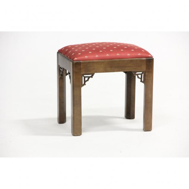 century-chair-co-chippendale-style-stool