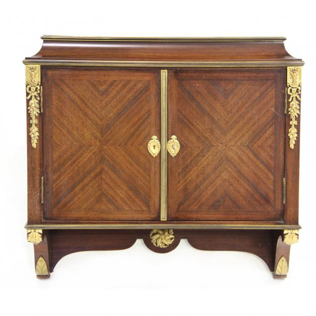 french-empire-wall-cabinet