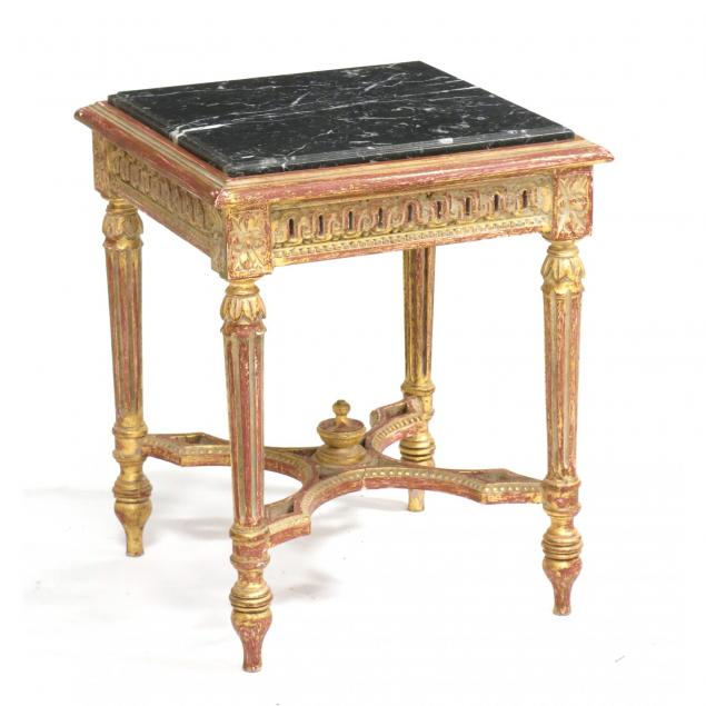 louis-xvi-style-marble-top-side-table
