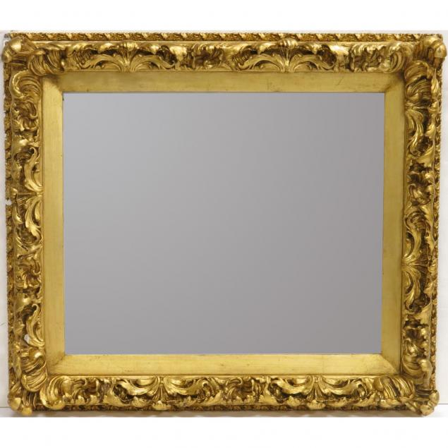 antique-continental-giltwood-frame