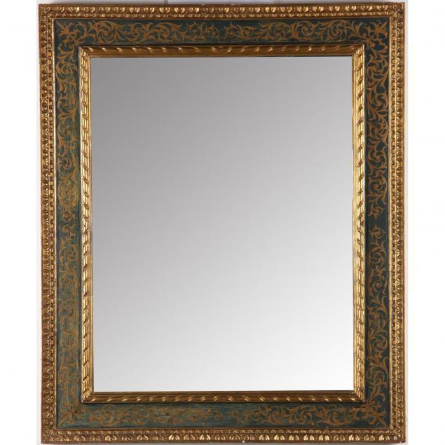 italianate-framed-mirror