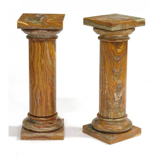 pair-of-banded-agate-pedestals