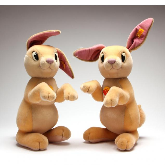 a-pair-of-life-size-steiff-rabbits-one-ear-up