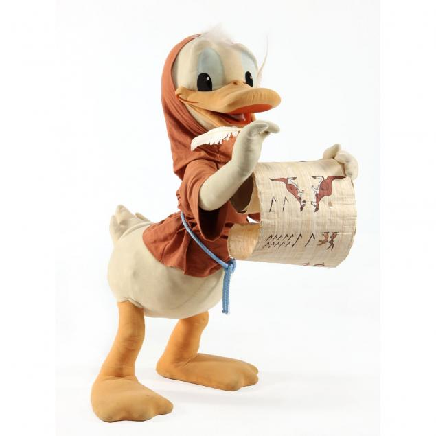 steiff-studio-size-donald-duck