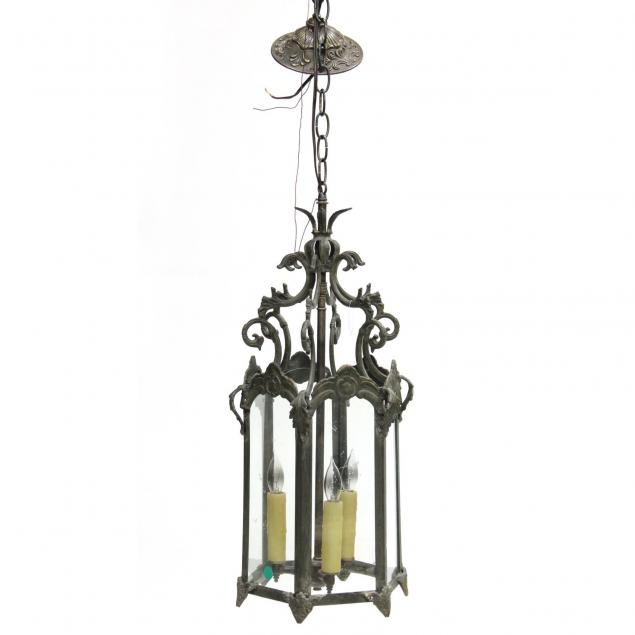 continental-style-hall-chandelier