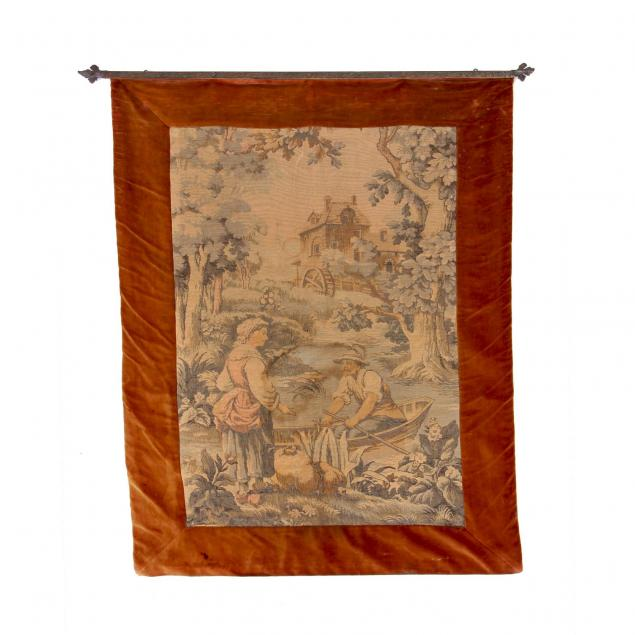 antique-french-tapestry