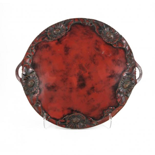 chinese-red-lacquered-tray