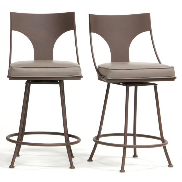 pair-of-johnston-casuals-barstools