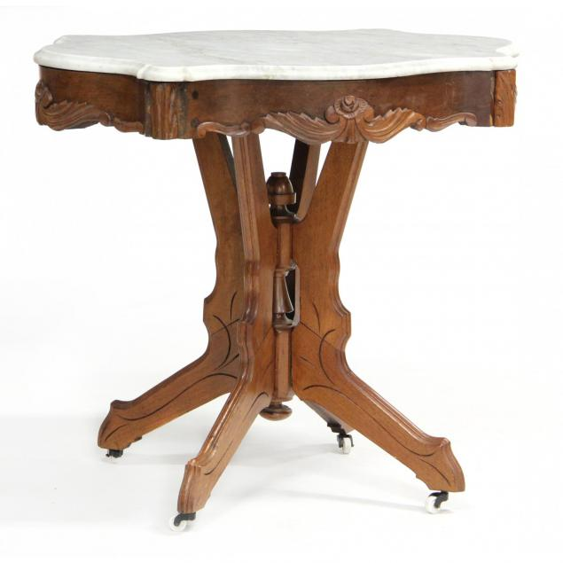 victorian-marble-top-parlour-table