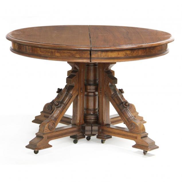 renaissance-revival-dining-table