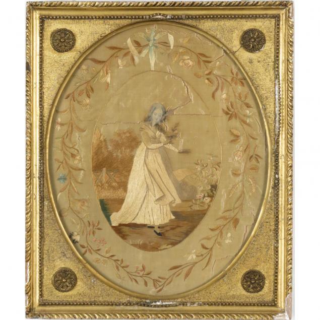 victorian-framed-silkwork