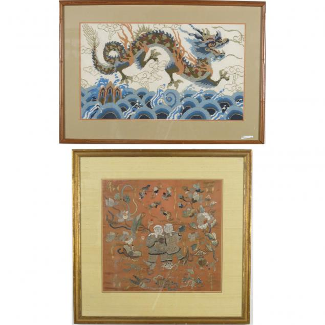two-framed-chinese-textiles