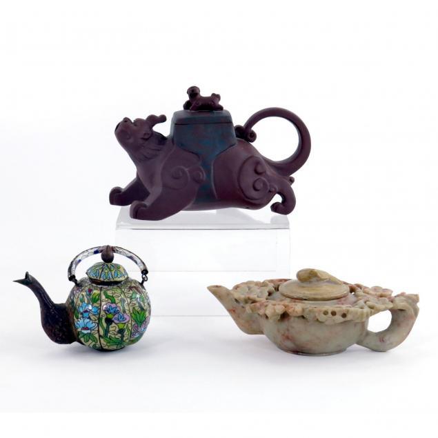 three-asian-teapots