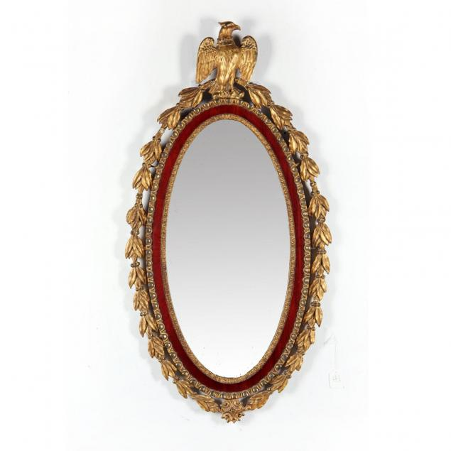 federal-style-oval-mirror
