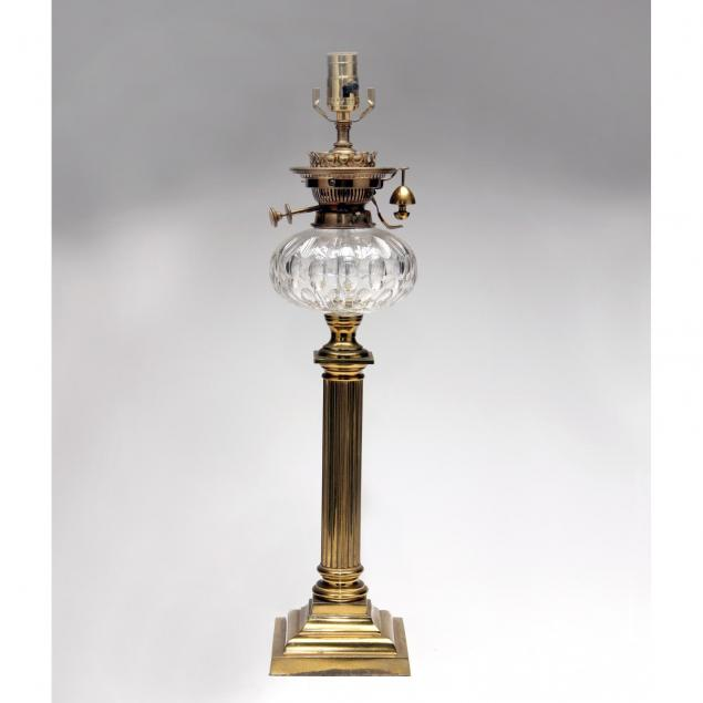 hink-s-duplex-converted-oil-lamp