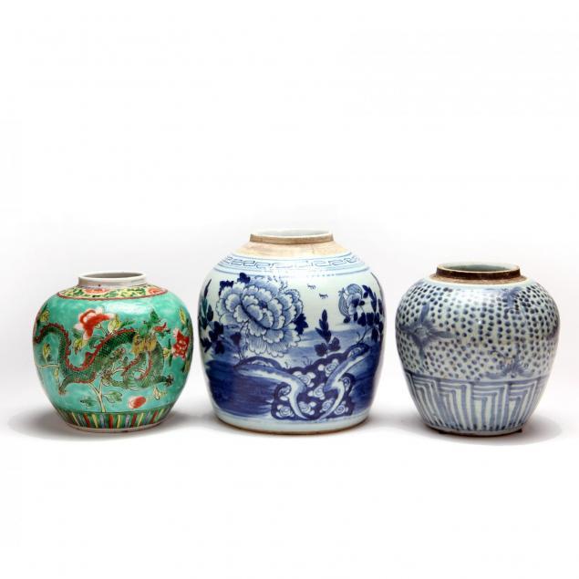 three-antique-chinese-ginger-jars