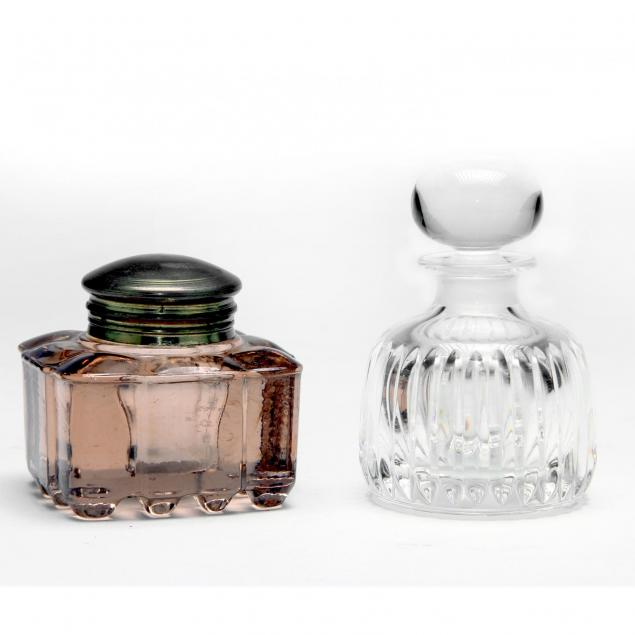 crystal-perfume-bottle-and-inkwell