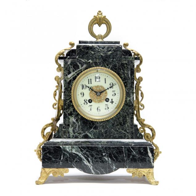 continental-marble-mantel-clock