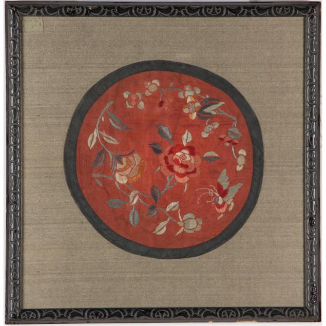 framed-chinese-embroidered-silk-panel