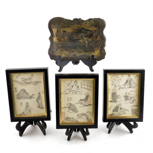 three-chinese-woodblocks-and-tray