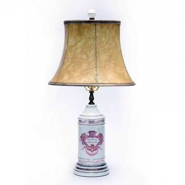 french-porcelain-apothecary-table-lamp