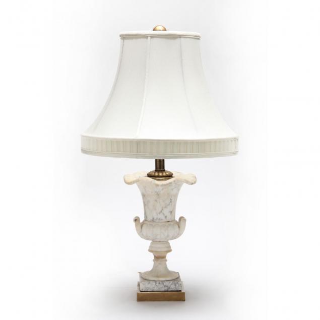 carved-alabaster-urn-form-table-lamp
