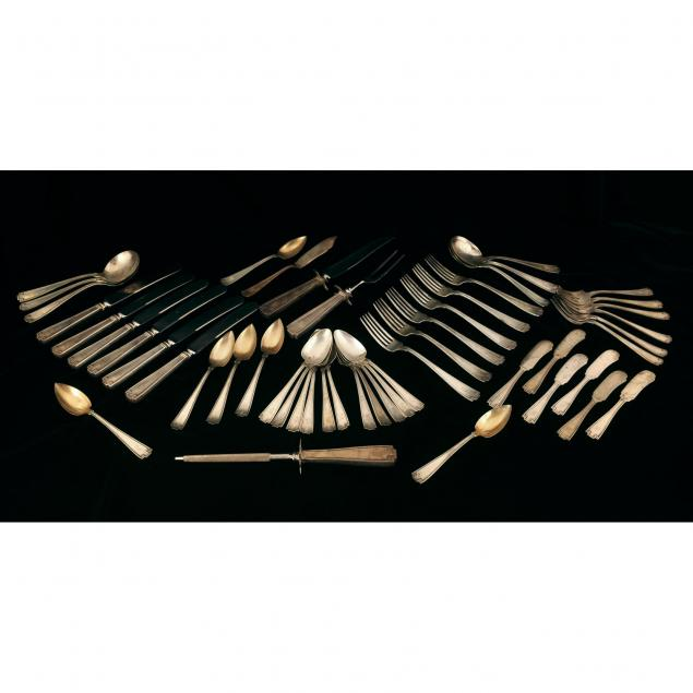 gorham-etruscan-sterling-silver-flatware-service