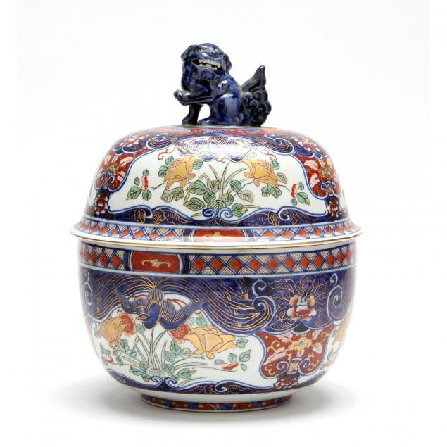 japanese-imari-bowl-cover