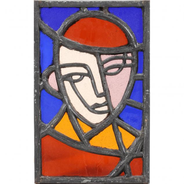 early-modernist-style-leaded-stained-glass-panel