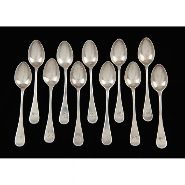 cased-set-of-11-tiffany-co-sterling-silver-demitasse-spoons
