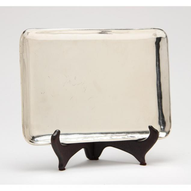 mexican-sterling-silver-modern-serving-tray