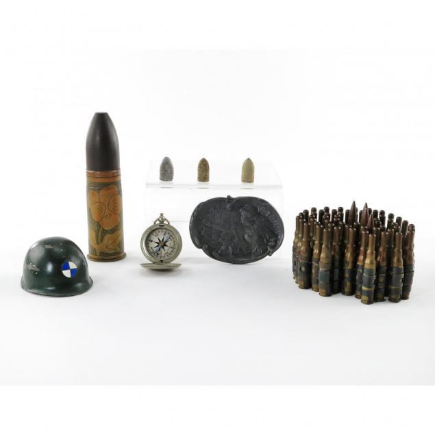 vintage-militaria-grouping