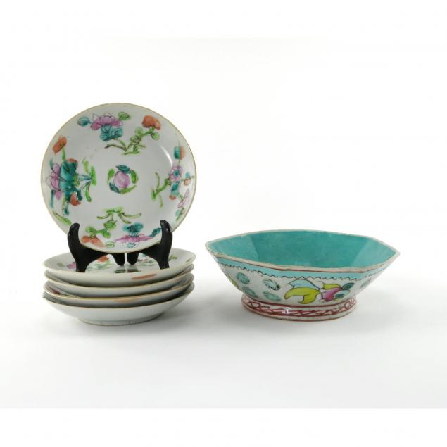 group-of-chinese-export-porcelain