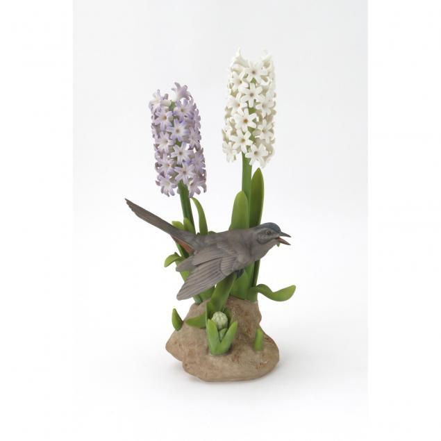 boehm-porcelain-catbird-figural