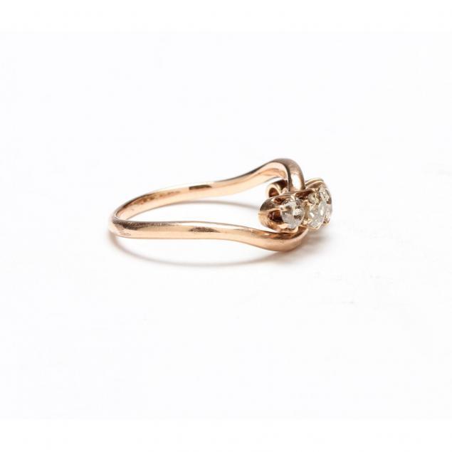14kt-rose-gold-diamond-ring