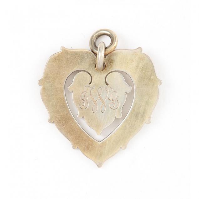 cartier-sterling-silver-heart-charm-cartier