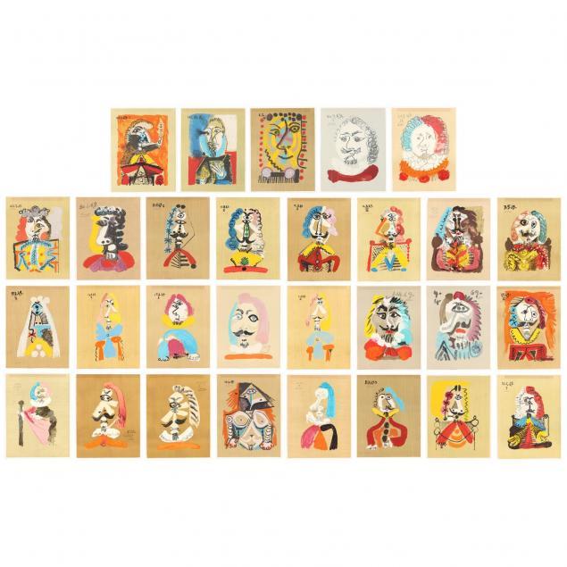 after-pablo-picasso-sp-1881-1973-i-les-portraits-imaginaires-imaginary-portraits-i-complete-set-29