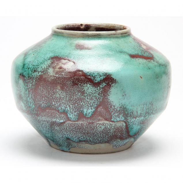 jugtown-chinese-blue-shoulder-vase