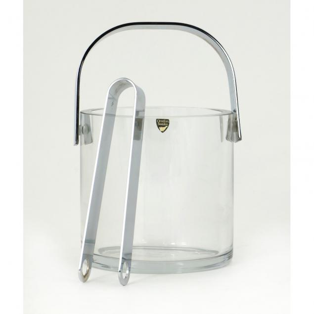 orrefors-crystal-ice-bucket