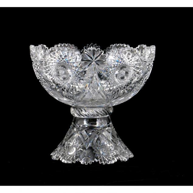 american-brilliant-period-cut-glass-punch-bowl