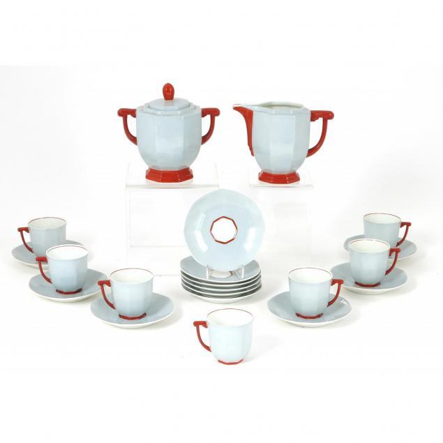 21pc-raynaud-co-limoges-art-deco-porcelain-service