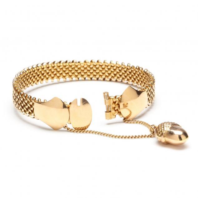 antique-gold-bracelet